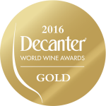 Decanter Gold 2016